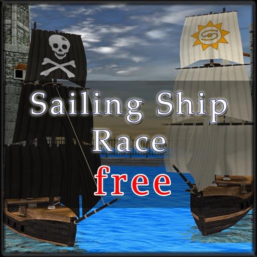 Sailing Ship Race free iOS App