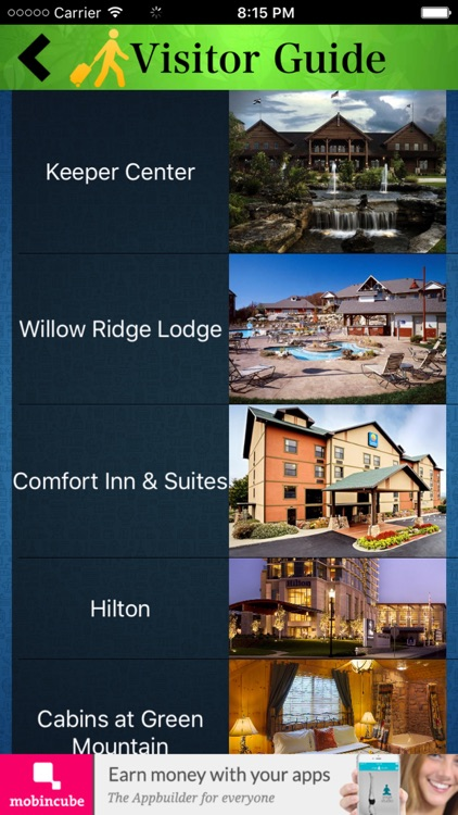 Branson Tourist Guide screenshot-2
