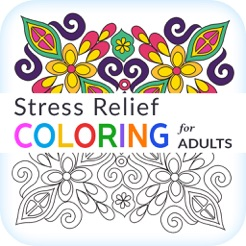 stress relief adult color book 4 - Color Book Images