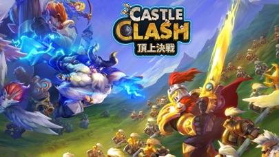 Castle Clash:頂上決戦のスクリーンショット1