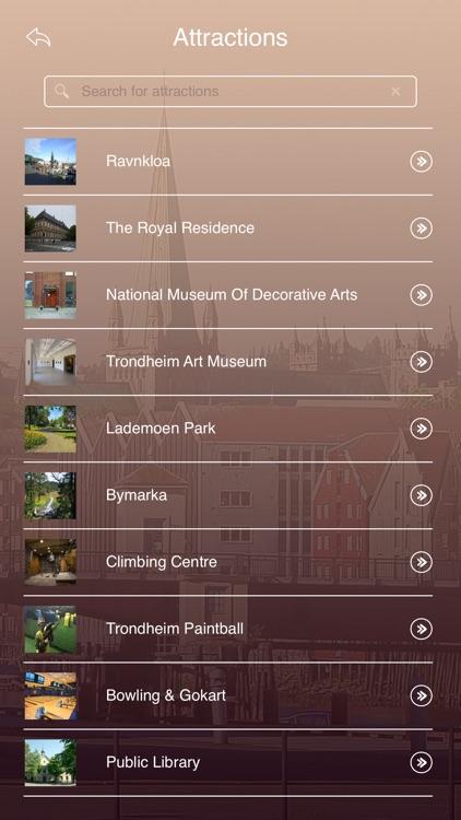 Trondheim Tourism Guide