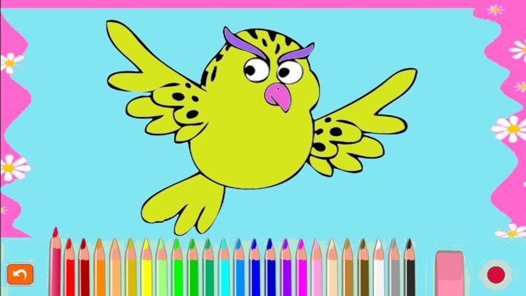 Preschool Halloween Coloring page