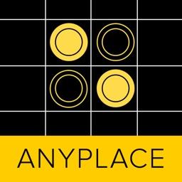 Anyplace Reversi - Othello : black & white