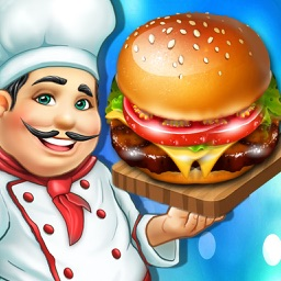 Olympics Cooking Cafe-teria World's Master Burger Chef Food Court Hamburger Fever games