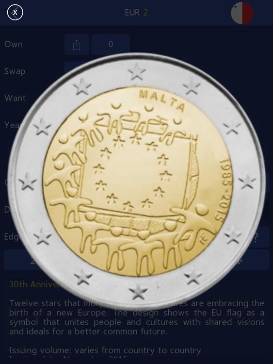 Euro Coin Collection HD screenshot-3