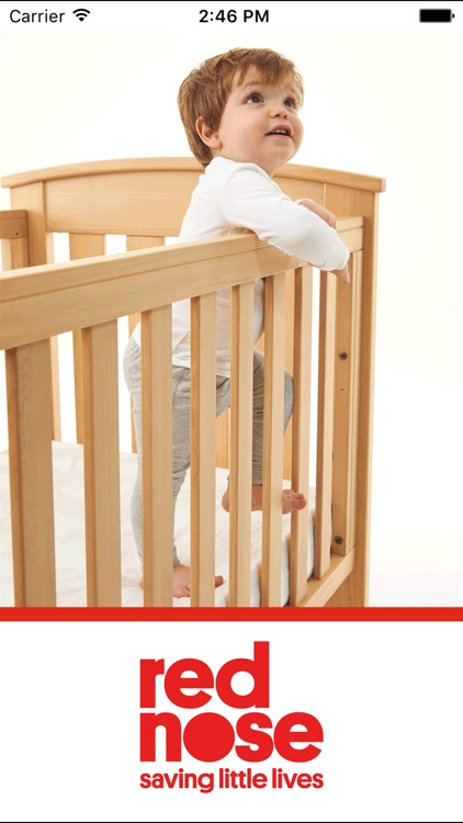 Red Nose Cot-to-Bed Safety