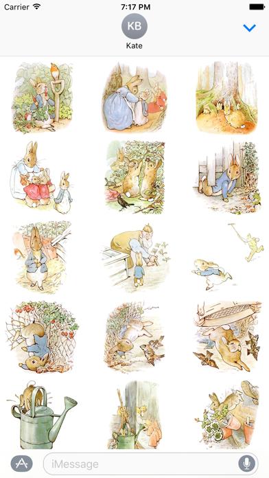 PeterRabbit-Stickers