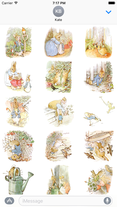 PeterRabbit-Stickers
