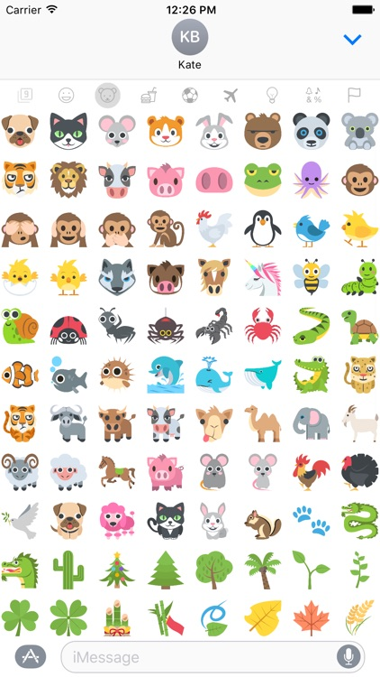 New Emoji for iMessage screenshot-3