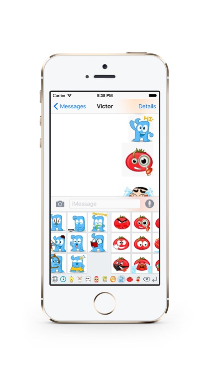 Animated Emoji Keyboard - Fully Animated Emojis, Emoticon, Stickers & Gifs screenshot-3