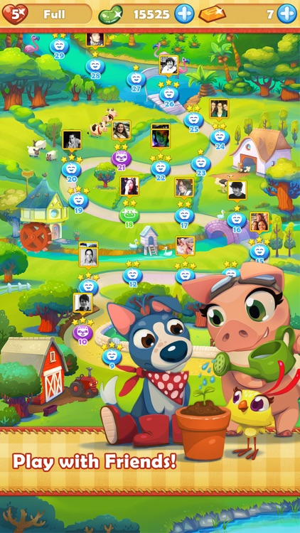 Farm Heroes Saga screenshot-3