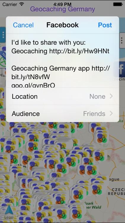 Geocaching Germany