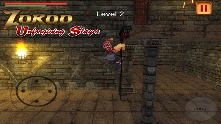 Zoroo UnForgiving Slayer -  The Prince Of Egypt 3D