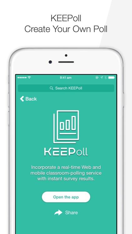 KEEP - Knowledge & Education Exchange Platform screenshot-4