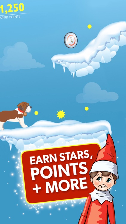 Elf Pets® Pup - Christmas Run screenshot-3