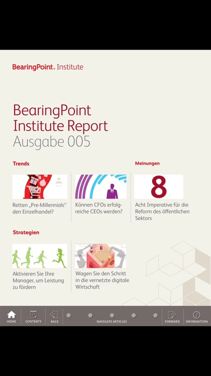 BearingPoint Institute