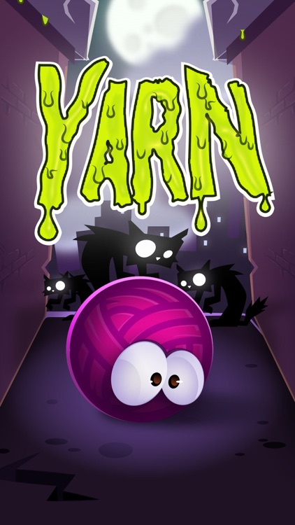 Yarn! - A game about zombie cats screenshot-0