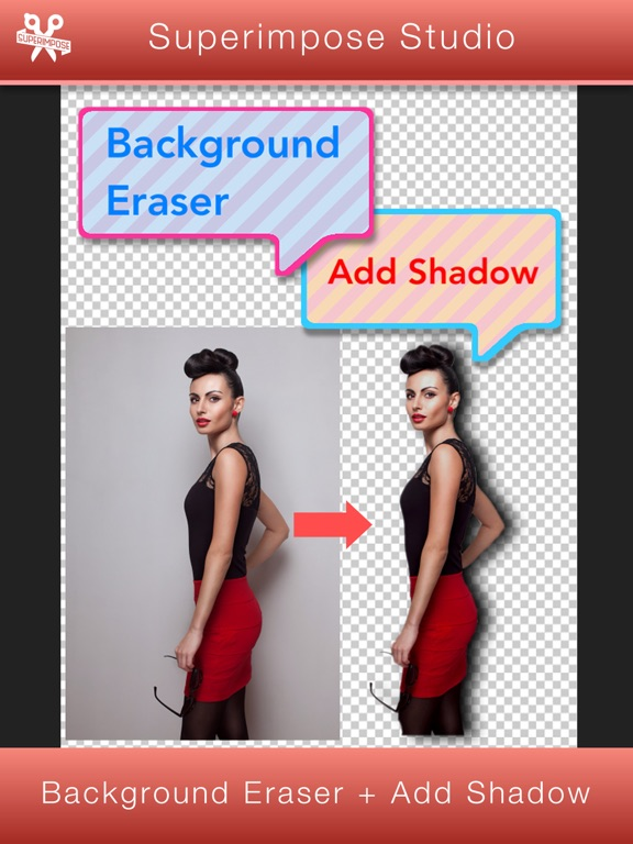 Superimpose Studio-Mix Photos Screenshots