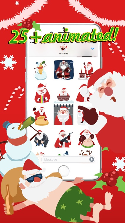 Shocking Santa Free - Santa Claus Gone Bad