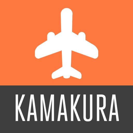 Kamakura Travel Guide and Offline City Map