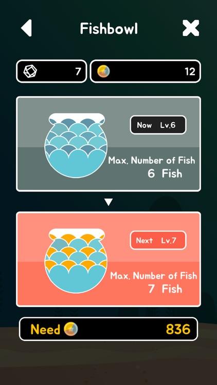 HelloFish: Let's grow 41 Coin Fishes screenshot-4
