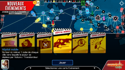 Screenshot #3 pour Pandemic: The Board Game