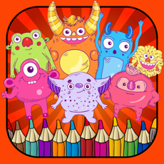 Activities of Coloringbook monster free crayon games for toddler