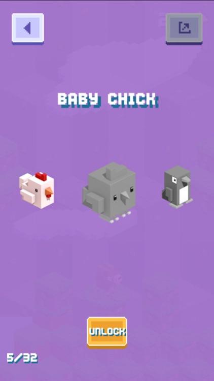 Blocky Leapers - Super Endless World Jumper screenshot-4