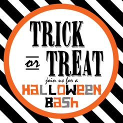 halloween party invitations creator on the app store