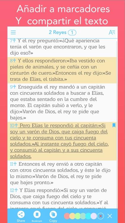 La Biblia de Jerusalén (Bible in spanish) screenshot-4
