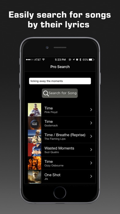 Premium Music Search by Appmosys (iOS, United States