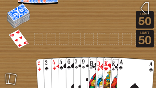 Canasta Gold screenshot1
