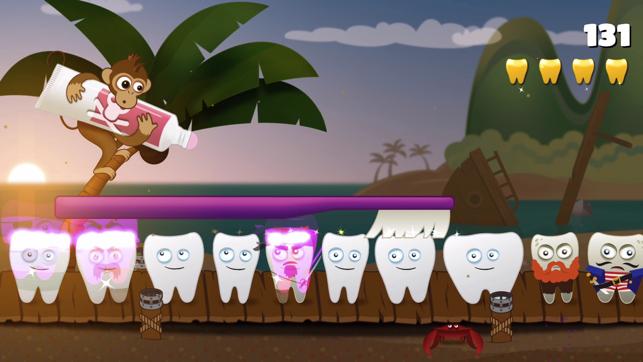 Tooth Frenzy Screenshot