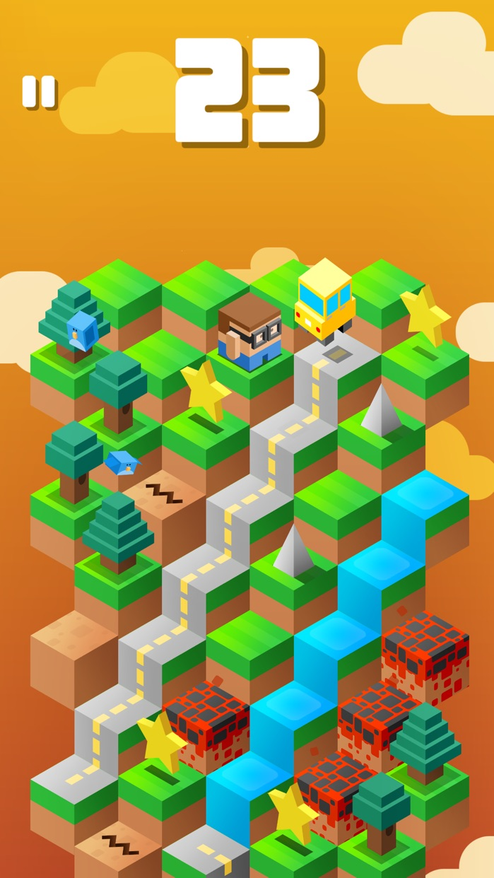 Down The Mountain Screenshot