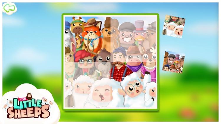 Little Ones - Jigsaw Puzzle screenshot-3