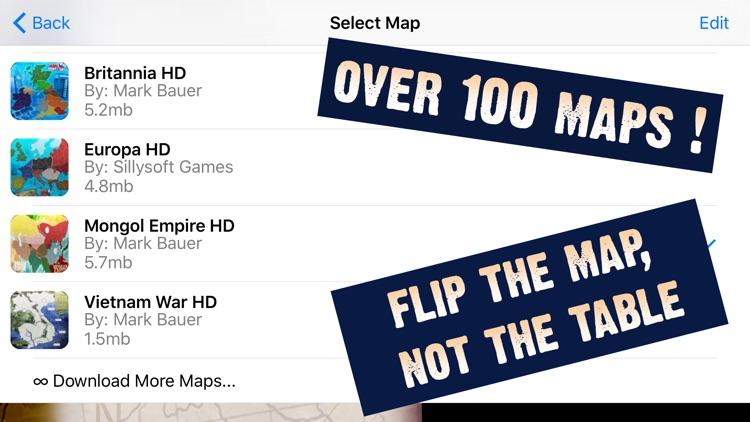 Lux DLX 3 - Map Conquest Game screenshot-4