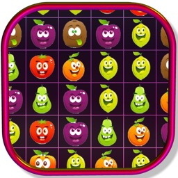 Fruit Match 3  Puzzle adventure game