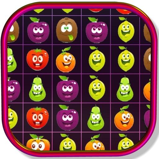 Fruit Match 3  Puzzle adventure game