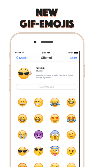 Kika Keyboard - Emoji Keyboard Screenshots