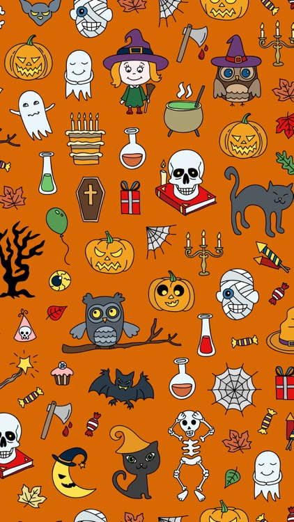Halloween Stickers Pack