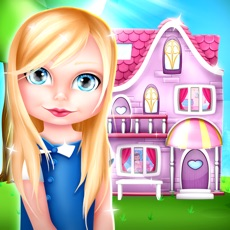 Activities of House Design Games for Girls: Decorate Dollhouse.s