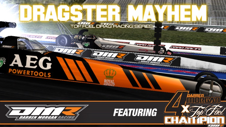 Dragster Mayhem - Top Fuel Simulator screenshot-3