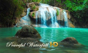 Peaceful Waterfall HD