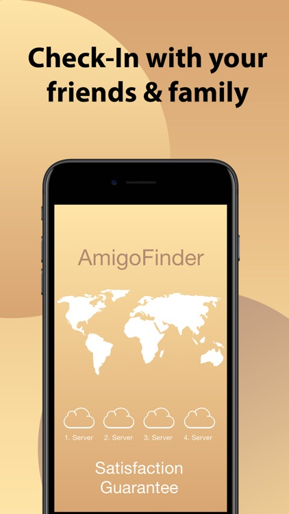 AmigoFinder - Realtime Map screenshot-3