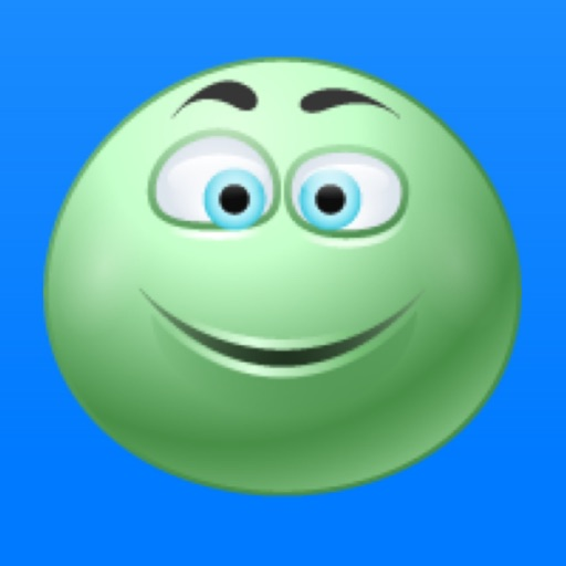 "Happy Smile ""Big Smilies Stickers"" for iMessage"