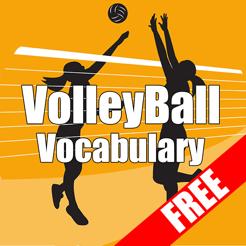 Free Basic VolleyBall Vocabulary