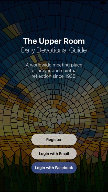 Upper Room Daily Devotional