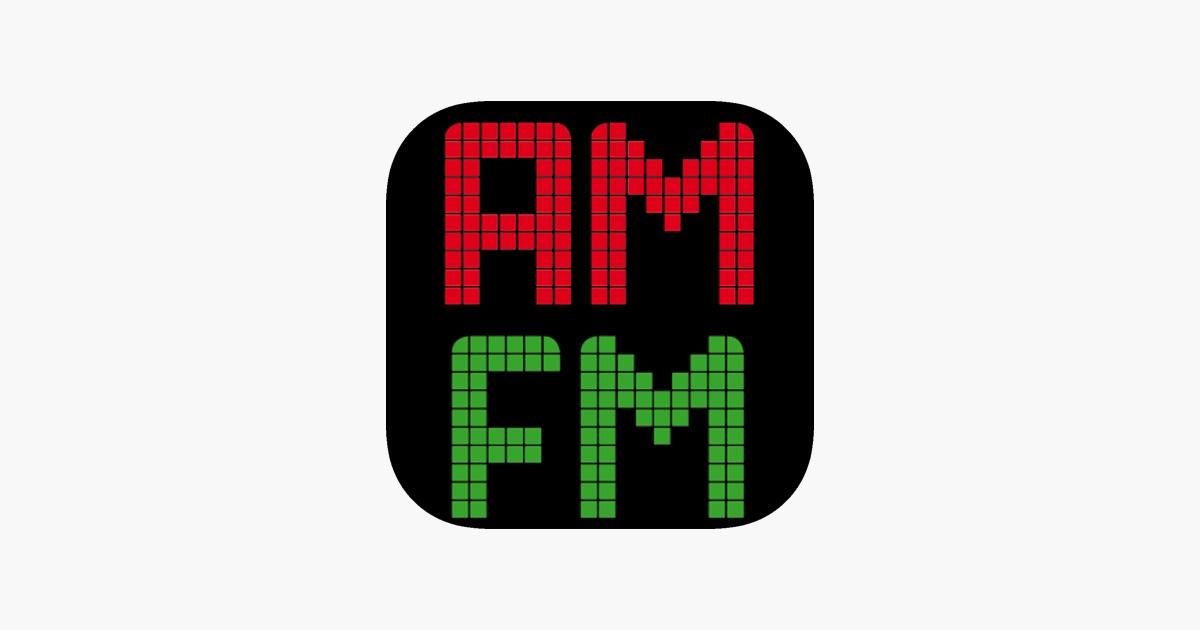 Am Fm Radio App For Iphone