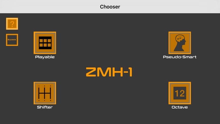 Zen Musical Harmonizer ZMH-1 screenshot-0