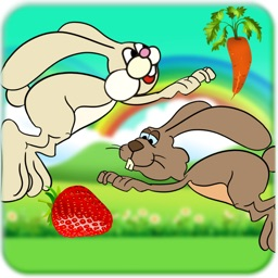 Hungry Rabbit Run - Crazy Bunny Jump To Eat Yummy Carrot (Free Game)